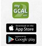 MY GCAL app